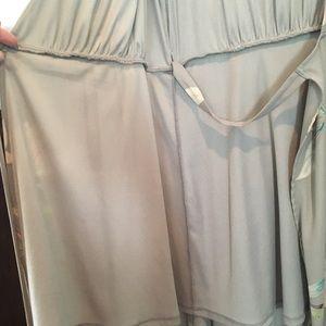 dd1f8e2e16e Show Me Your MuMu Dresses - Mumu- Sophia Wrap Dress - Lily Showers (Medium