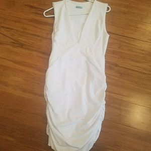 kookai Dresses - Kookai white mason dress 01c601b76