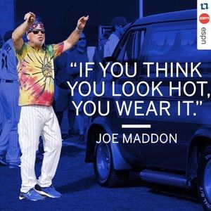 Words to posh by! 😉⚾️