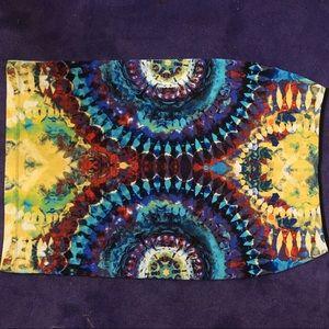 2/$32 Bisou Bisou Skirt multi color