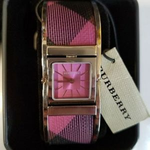 Burberry heritage wrist watch