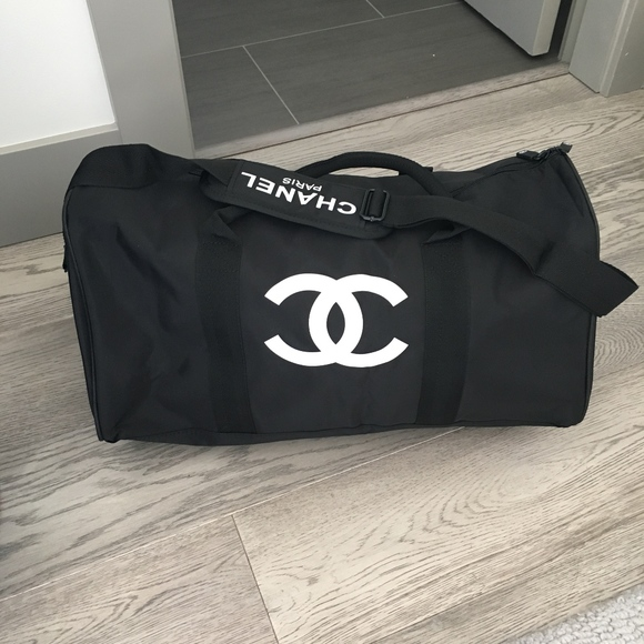 01bcd58db403 Chanel VIP Duffle Bag Gym Bag