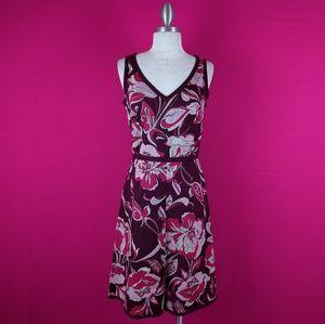 Nine West size 4 Floral dress