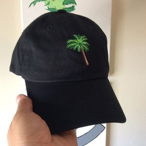 2f58a2faafe Accessories - Palm Trees Dad Hat NWT