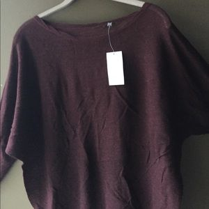 Sweaters - DOLMAN SLEEVE SWEATER NEW PRICE IS FIRM