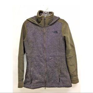 2781fee96 NWT North Face Women's Indi Full Zip Fleece Jacket