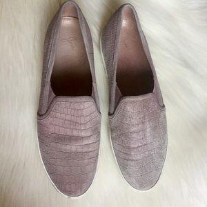 Joie Huxley Suede Slip-On Sneaker