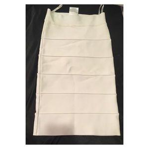 Sexy High Waisted BCBG Pencil Skirt