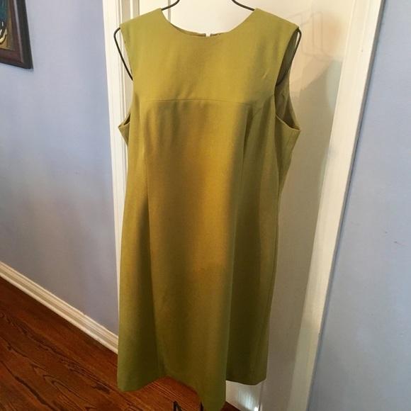 Kasper Dresses Plus Size Crepe Sheath Dress Poshmark