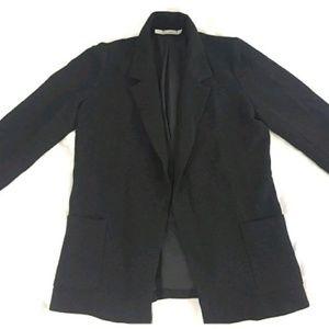 Gibson Black Blazer Jacket Nordstrom sz LP