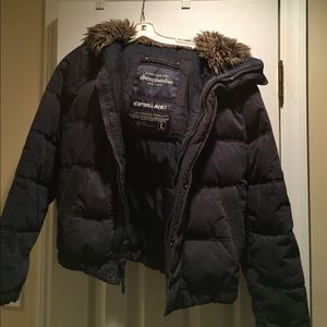 Abercrombie Misses winter jacket