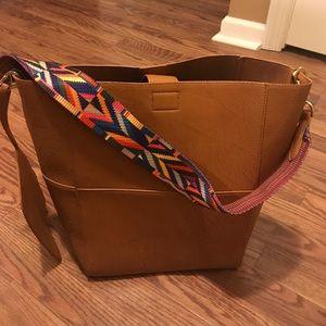 Handbags - Hobo bag with guitar strap