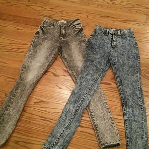 Juniors jeans 2 for 1
