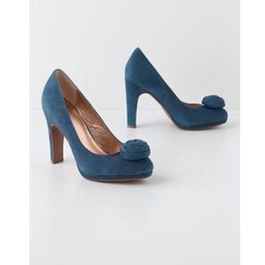 Anthropologie Miss Albright pumps