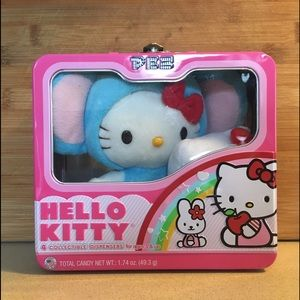 Vintage Hello Kitty launch box with pals
