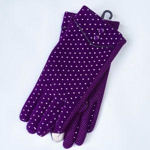 Accessories - { Purple } Winter Tech Gloves