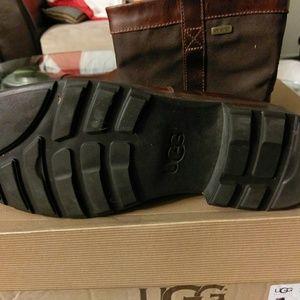 Men's Ugg Boots Corbitt Chestnut brown