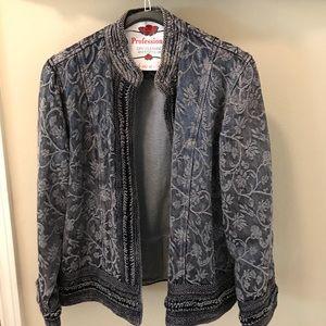Vintage Coldwater Creek jacket. Size XL
