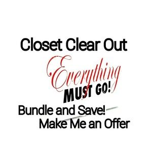 Make me an offer! Discounts on bundles!