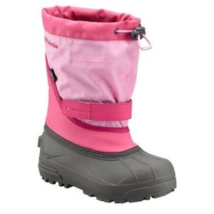 LIKE NEW Columbia Powderbug Snow Boots
