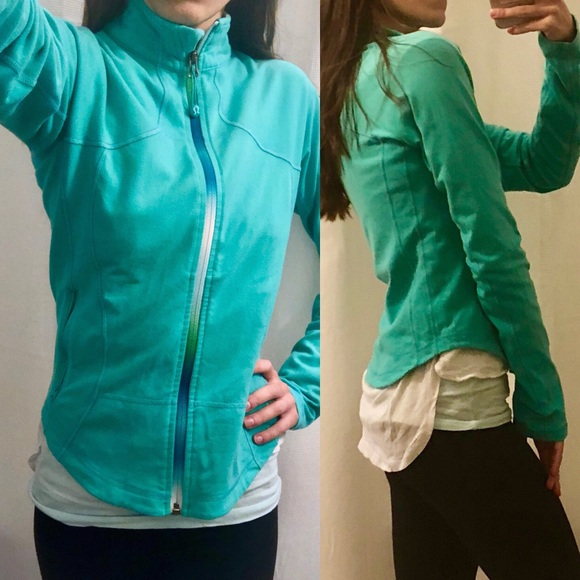 9b3f02ca96 lululemon athletica Jackets & Blazers - Lululemon🌿Shape Jacket Bali Breeze  Yoga Ombré