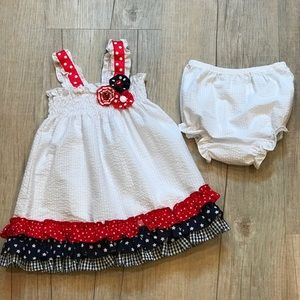 Rare Editions 4th of July Outfit