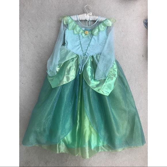 Disney Costumes | Tinkerbell Fairy Princess Costume | Poshmark