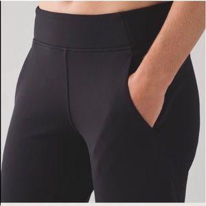 Lululemon Embrace The Space Pants Black NWT/12