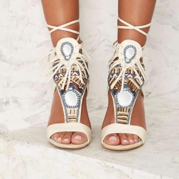 33e6a1481 Sam Edelman Yvette heeled sandals. M 59e16d15ea3f3656d2006e1d