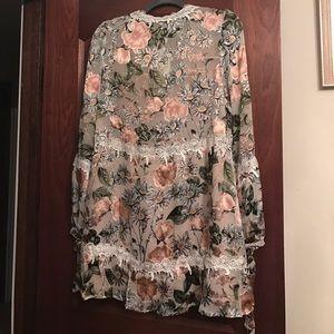 For Love And Lemons Dresses - For Love & Lemons Luciana Swing Dress