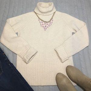 BCBG turtle-neck sweater