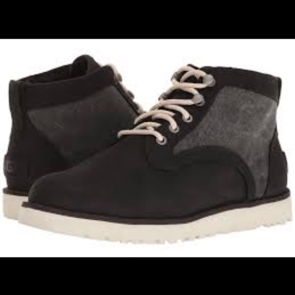 c6791174537 New Fall/Winter UGG Bethany Black Boots Size 8 NWT