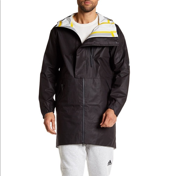 adidas - New Adidas SW Unisex Icon Parka Jacket S94845 from Zac's ...