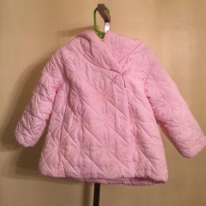 Toddler Girls Baby Gap Coat Size 3T.