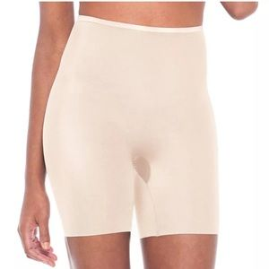 SPANX HIDE AND SLEEK XL NUDE SHAPER