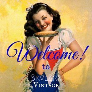 Welcome to Skylark Vintage!