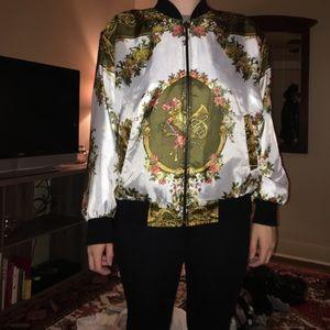 Jackets & Blazers - Reversible bomber jacket