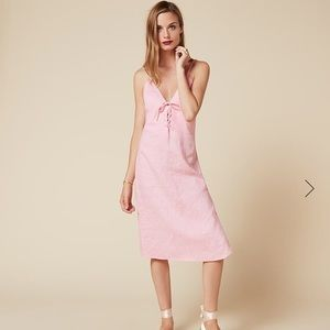 ✨Reformation Carmen Dress