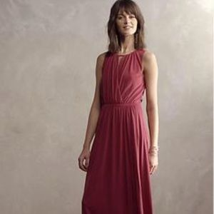 Anthropologie Dresses Moulinette Soeurs Terra Maxi Dress Poshmark