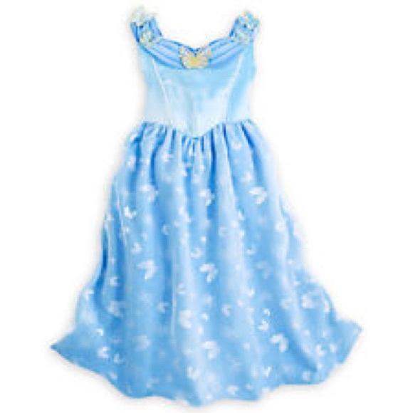 Disney Other - Disney Store Cinderella Deluxe Nightgown e0f9ecc1a