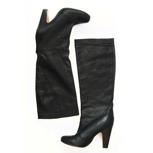 Dolce Vita Tall Leather Boots