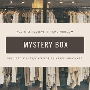 MYSTERY BOX - A FUN SHOPPING EXPERIENCE