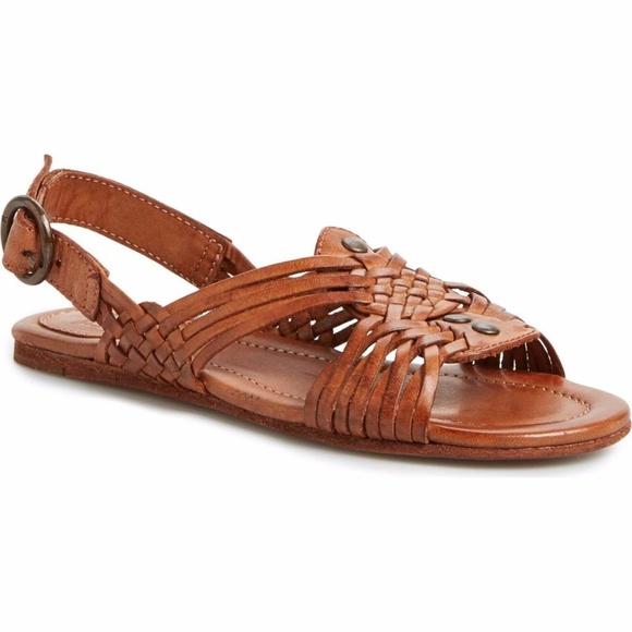 a74ed3112f1e0 Frye Shoes - Frye Jacey Huarache Slingback Sandals