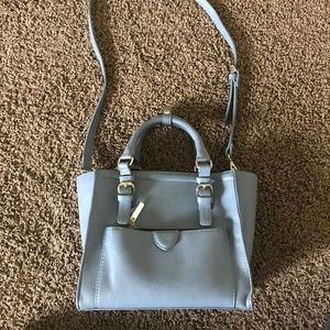 """Zara cloud blue """"Celine style"""" purse"""