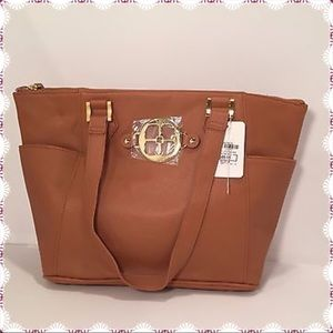 Beautiful IMAN Handbag