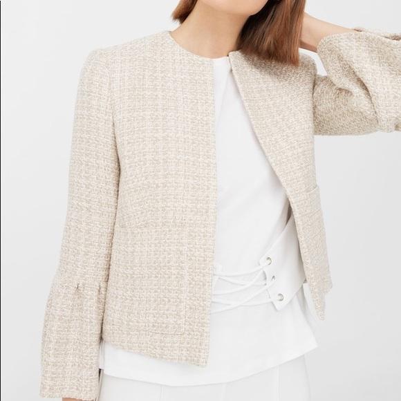 Mango Jackets   Coats   Nwt Tweed Jacket   Poshmark 18ce1def0a67