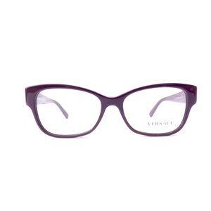 65c986271e5f Versace Accessories - 100% Authentic Versace Deep Purple Eyeglasses!