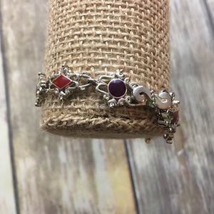 Jewelry - 🎈Lovely Little Red And purple Bracelet