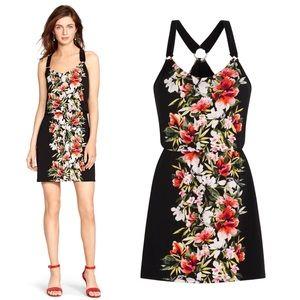 White House Black Market Floral Dress