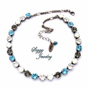HORIZONS Necklace Made With Swarovski® Crystals